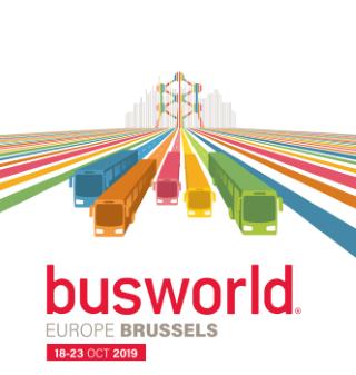 Telma présent au salon Busworld 2019