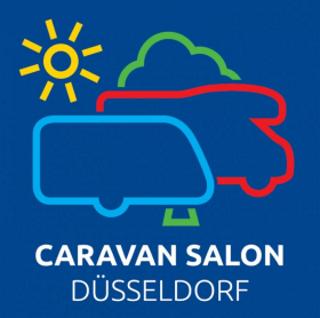 Telma exposé au Caravan Salon de Dusseldorf