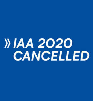 The IAA show cancelled