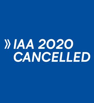 Le salon IAA annulé