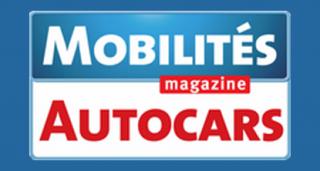 El Iveco Daily Blue Power equipado con Telma en la revista Mobilités Magazine Autocars de octubre de 2020