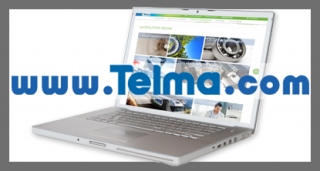 Launch of our new website telma.com