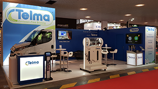 TELMA AT SOLUTRANS 2019 SHOW