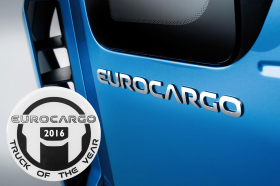 Iveco Eurocargo: International Truck of the year 2016
