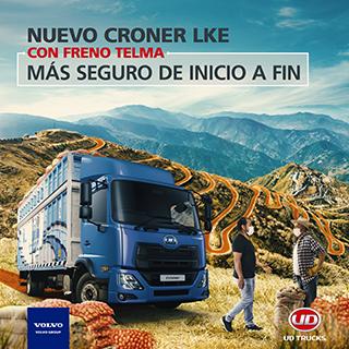 UD Croner LKE, Telma opsiyonu ile satışta