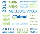 Très belle et heureuse année 2018