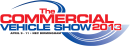Commercial Vehicle Show April 9-11th 2013