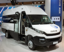 IVECO DAILY NAMED UTILITY VEHICLE OF THE YEAR 2015