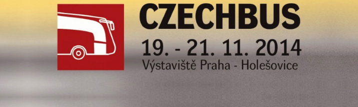 Telma at the 2014 Czechbus Show