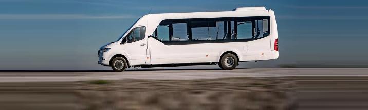 Mercedes-Benz Sprinter 75 élu Minibus de l'année 2019