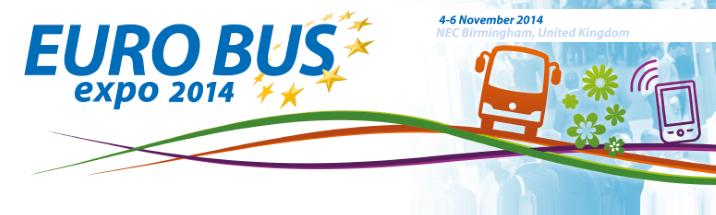 Telma at the 2014 Euro Bus Expo
