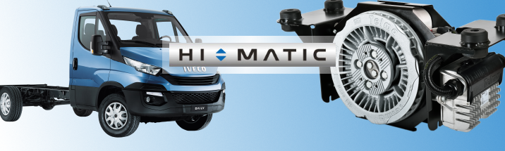 Telma available on Hi-Matic gearbox
