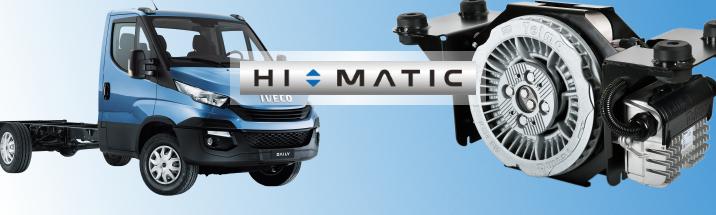 Telma disponible sur la boite de vitesse Hi-Matic