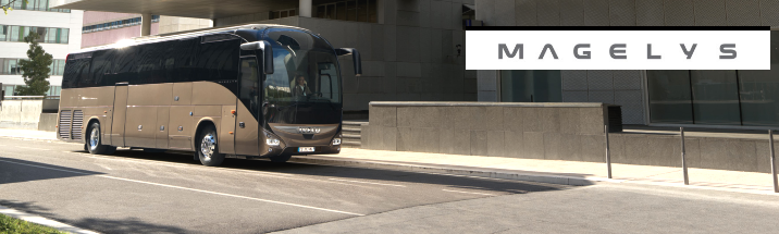 """The Iveco Bus Magelys Named """"Coach of the Year 2016"""""""