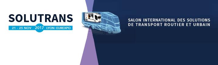Telma présent au salon Solutrans 2017