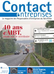 Contact entreprises Val d'Oise 09/2014