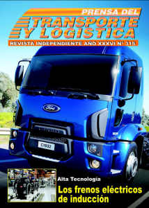 prensa des transporte y logistica 07/2015