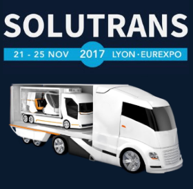 Telma at the Solutrans show