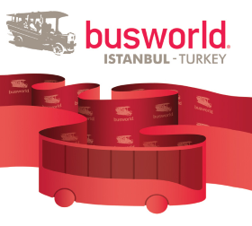 Busworld Istanbul 2016: the international bus and coach trade fair