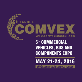Comvex 2016 : the trade fair for commercial vehicles, buses and components