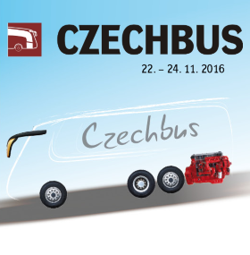 Telma at the 2016 Czechbus trade show