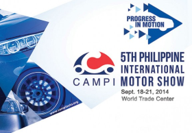 5th Philippine International Motor Show
