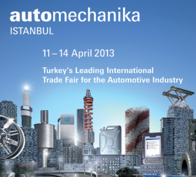 Automechanika Istanbul : The International Leading Trade Fair for the Turkish Automotive Industry