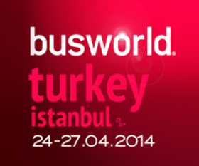 Busworld Istanbul 2014 : the international bus and coach trade fair