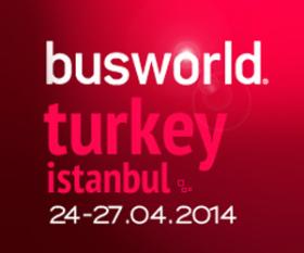 Busworld Istanbul 2014 : le salon dédié aux autobus et autocars