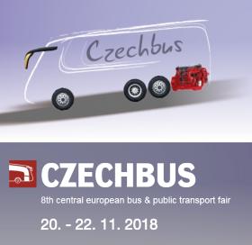 telma présent au salon CZECHBUS 2018