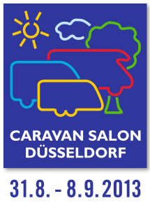 CARAVAN SALON 2013 : THE Number 1 trade fair for motorhomes and caravans