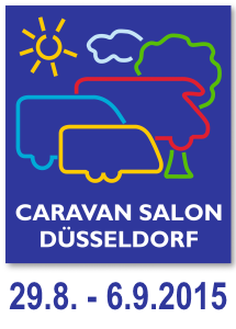 CARAVAN SALON 2015 : THE Number 1 trade fair for motorhomes and caravans