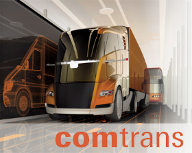 COMTRANS : THE INTERNATIONAL RUSSIAN EXHIBITION DEDICATED TO INDUSTRIAL VEHICLES
