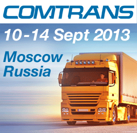 Comtrans : Le salon russe international des véhicules industriels
