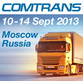 Comtrans : Le salon russe international des véhicules industriels