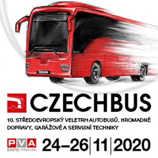 telma at the 2020 czechbus trade show