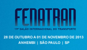 Fenatran 2013 : feira internacionale do transporte