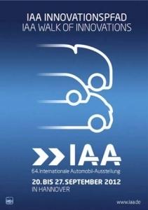 IAA 2012 : LE SALON MONDIAL DEDIE AU TRANSPORT DE MARCHANDISES