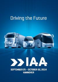 Telma at the 2014 IAA trade show