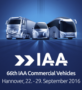 Telma at the 2016 IAA trade show
