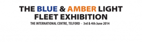 Blue and Amber Light Fleet Exhibition : Le plus grand salon de la flotte des services d'urgence en Europe