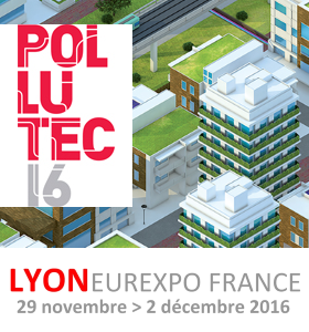 Pollutec 2016: the international show for environment and development solutions