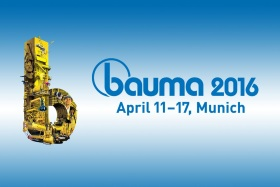 Telma at the 2016 Bauma trade show