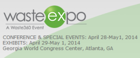 Waste Expo 2014