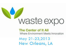Waste Expo 2013