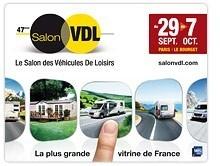Salon VDL: le salon des vehicules de loisirs